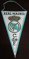Rare Seltener Wimpel rareza banderín Real Madrid Spanien España Pennant FiFA