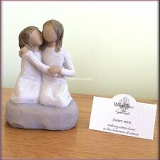 SISTER MINE FIGURINE FROM WILLOW TREE® ANGELS FREE U.S. SHIPPING