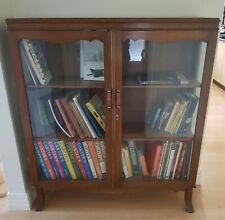 Antique furniture bookcase