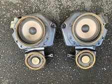 Mercedes SL R129 Pair Of Door Speakers