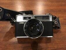 Yashica Electro35  Range finder Camera MF F/1.7 45mm