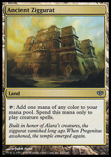MTG ANCIENT ZIGGURAT FOIL EXC - ZIGGURAT ANCESTRALE - CFX - MAGIC