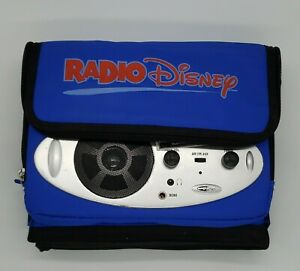 Radio Disney 9 Can Collapsible  Music Cooler - AM/FM Radio & Aux. Input  NWT