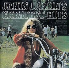 Janis Joplin: Greatest Hits/CD-top-état