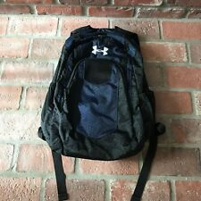 Under Armour Blue and Black multi pocket School Gym Backpack