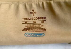 """Tommie Copper Mens Core Band XL Compression Recovery Fitness Active 1815MR 34"""""""