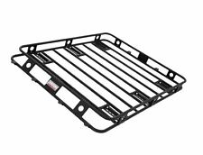 Defender Roof Rack Welded One Peice Steel 4' x 5'  Smittybilt 40504