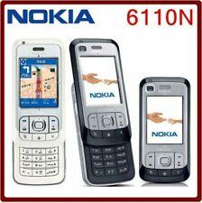 Nokia 6110 Navigator - Silver (Unlocked) 3G Bluetooth mp3 Smartphone