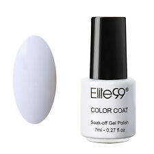 Elite99 Color UV Gel Polish Soak Off Nail Lacquer Varnish Manicure Base Top Coat