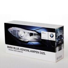 BMW M3 M6 X5 Z3 Roadster B7 E36 Blue Xenon Bulbs Pair 63112296305 2296305 NEW