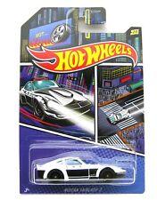 Hot Wheels Nissan Fairlady Z schwarz weiß 1:64