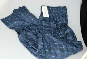 Lacoste Mens  Print Pajama Sleepware Pants, Small, Ram6201