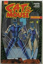 Cat & Mouse Collection (1990, Malibu Graphics) TPB, VFN-NM condition