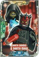 Lego Star Wars™ Series 1 Trading Cards Card 151 - Darth Sidious & Darth Maul