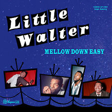 "10 "" 25 CM Little Walter - Mellow down easy - Blues LP - Limited Edition - New"