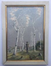 D Hamilton Framed Watercolour Painting