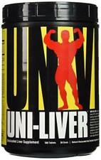 Universal Nutrition UNI-LIVER 500 Tablets Natural Amino Acids and BCAA, UNILIVER
