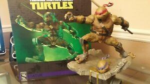 Sideshow TMNT Donatello Ninja Turtles Exclusive Statue