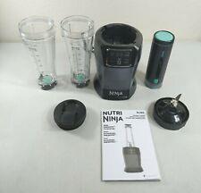 Nutri Ninja Blender with FreshVac Technology, 1100-Watt Auto-iQ Base