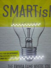 SMARTish Trivia Board Game For 2-12 Players