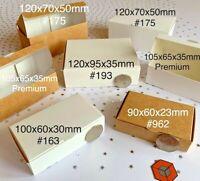 White Single Slice Party/Wedding CAKE boxes  ~~ All sizes & Quantity`s  ~~