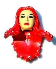 Annika Female Action Figure Head Pink (1) Limited Custom Fodder Star Wars GI Joe