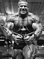 "40 Jay Cutler - IFBB Bodybuilder Mr Olympia 24""x32"" Poster"