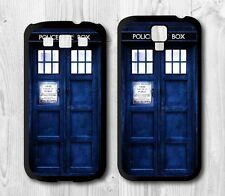 Doctor Who Tardis Police Box Hard Back Case Cover Samsung Galaxy I9300 S3