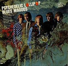 BLUES MAGOOS Psychedelic Lollipop MERCURY RECORDS Sealed Vinyl Record LP