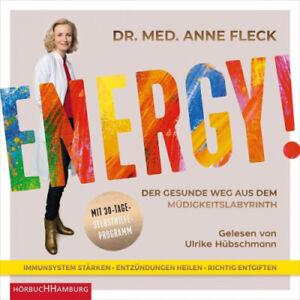 Anne Fleck|Energy!|Hörbuch