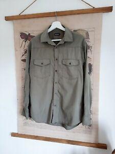 Craghoppers Mens SOLAR DRY Sun Protective Safari Style Shirt Size S / Medium