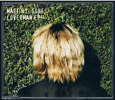 MARTIN L. GORE (DEPECHE MODE) LOVERMAN EP²  CD SINGOLO SINGLE cds