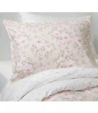 New Simply Shabby Chic Duchess Blossom Queen Duvet Set Pink Tan  Cottage Floral