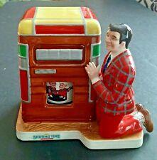 Vintage 1994 Schmid Shining Time Station Juke Box Puppet Band Music Box # 42050
