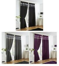 Unbranded Curtains & Pelmets with Pencil Pleat