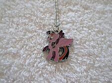 Ex-mostrar mi pequeño Pony Encanto Colgante Collar Twilight Sparkle Z