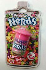 Candy Jar Rainbow Nerds Flavored Lip Balm ~ Sealed