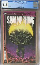Future State: Swamp Thing #2 CGC 9.8