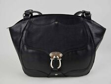 9627097cbd Braun Buffel Germany Women s Black Leather Tote Shoulder Bag