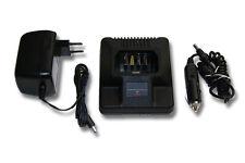 Cargador Kit para Motorola GP300 GP600 GP88 Radius P110
