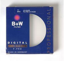 B+W 77mm Mrc UV Haze Protective Filter For Pentax Sony Canon Nikon Olympus Leica
