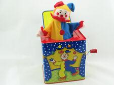 Blechspielzeug - Jack in the Box Jester der Clown  1170288