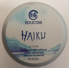 Avon Haiku Reflection Perfumed Skin Softener 5oz