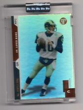 2005 Topps Pristine Uncirculated Marc Bulger St. Louis Rams #172/750