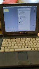 Mac Powerbook 1400C 166 mit Ethernet Card u. Zubehör