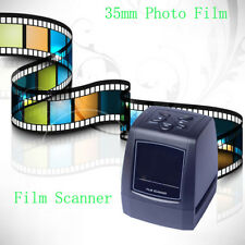 35mm SD Card LCD Film scan Photo Scanner Negative Film Slide Viewer monochrome