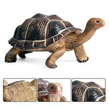 Galapagos Giant Tortoise Figure Testudinidae Animal Toy Collector Reptilia Gift