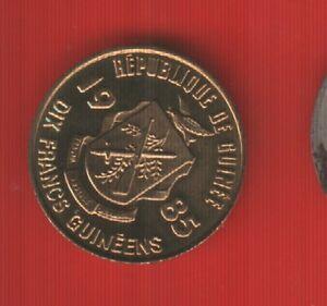 GUINEE 5 FRANCS 1985
