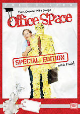 Office Space (DVD, 2006, Special Edition with Flair!) Ron Livingston