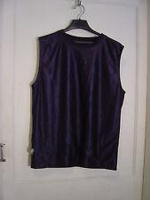 Men'S Prospirit Black Reversible Mesh Basket Ball Athletic Shirt Sz Med